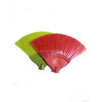 Best price for rechangeable fan shape long handle nylon ceiling cleaning brush