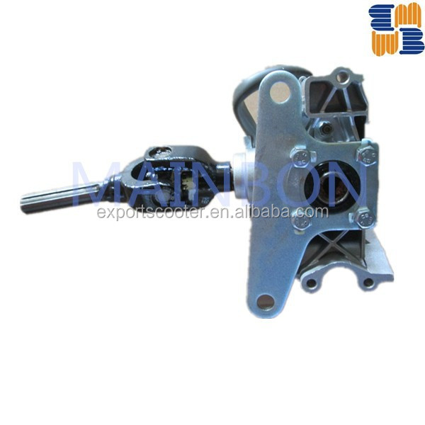 200CC CNG tricycle auto rickshaw engine parts reverse gear box