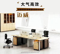 Commercial Furniture General Use and MDF Panel Type office desk