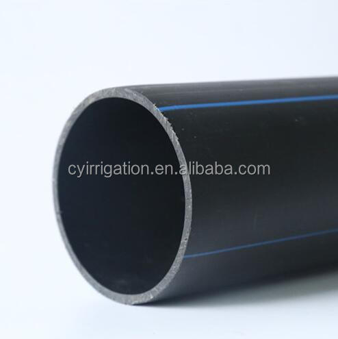 recycled plastic tubes used for agricultural drip irrigation