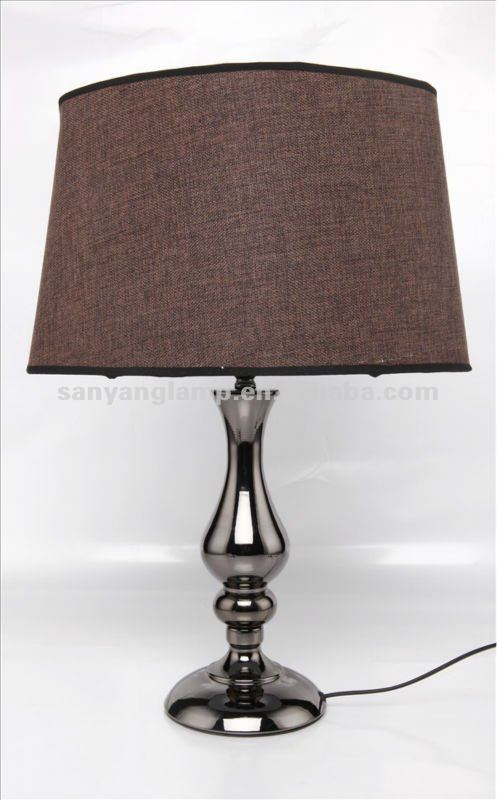 Modern table lamps for family room