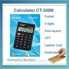 calculator for promotion gif pocket business card holder 8 digits mini pocket calculator