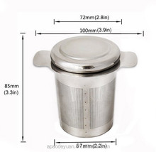 Stainless Steel Filter Strainer/Wire Mesh Bucket/ tea Filters ( free sample)