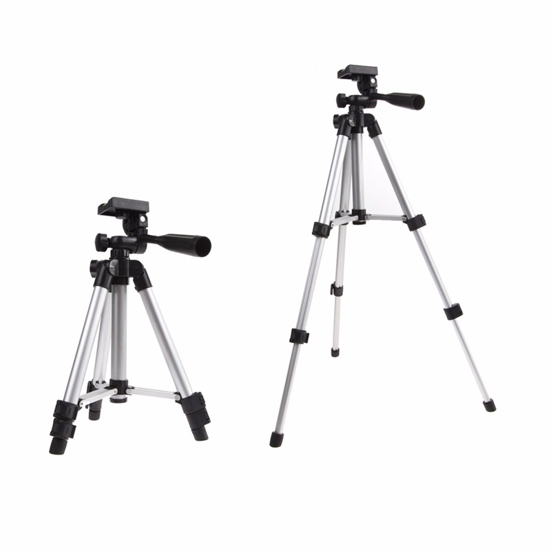 ET-3110 tripod Universal Portable Digital Camera Camcorder Tripod Stand Lightweight Aluminum