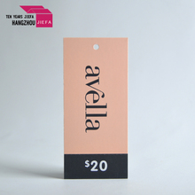 Garment Tags Product Type And Paper Hang Tag Famous Brands