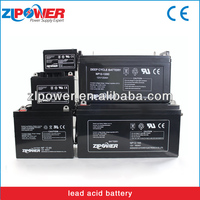 12V 120AH 200AH rechargeable Sealed Lead Acid UPS Battery