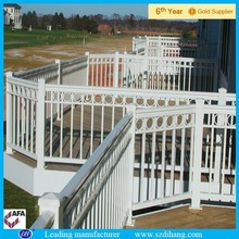indoor stair railing, side mount railing/top sale iron balcony railing designs