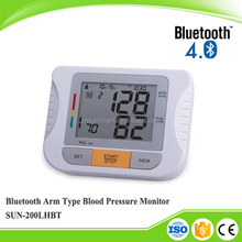Handheld Best Price CE Blood Pressure Monitor with Bluetooth