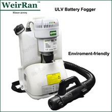 (24250) high quality agriculture knapsack cordless cold battery powered ulv fogging machine