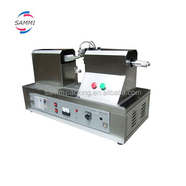 High Quality Ultrasonic Plastic Soft Tube Sealing Machine with cutter and date printer