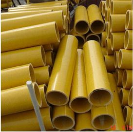 FRP/GRP profile product,Waterproof&fireproof FRP fiberglass pipe