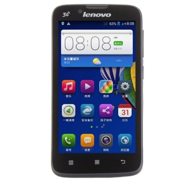 Original 4.5 inch Lenovo A338T Mobile Phone RAM 512MB+ROM 4GB Android 4.4 MTK6582 Quad Core 1.3GHz Phones Dual SIM GSM Network