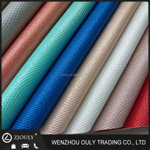 wholesale china trade Shiny Collection pu leather raw material for shoe making