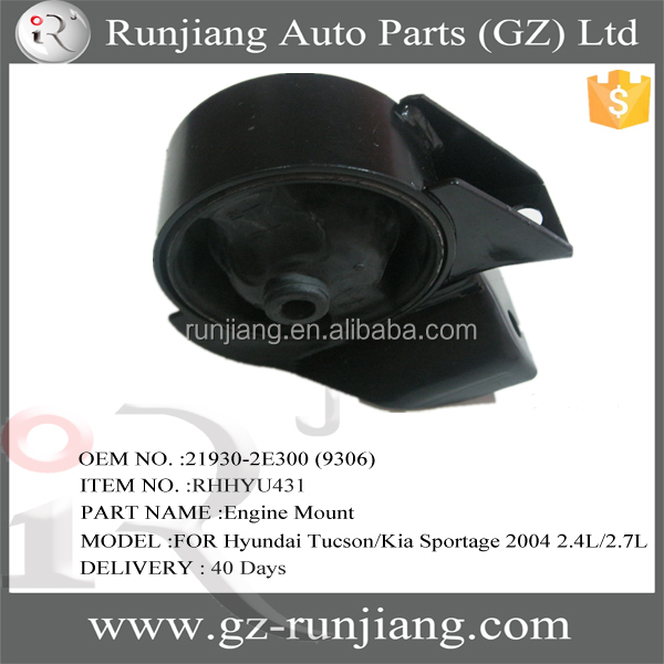 Manufactory suppy OE:21930-2E300 (9306) engine mounting