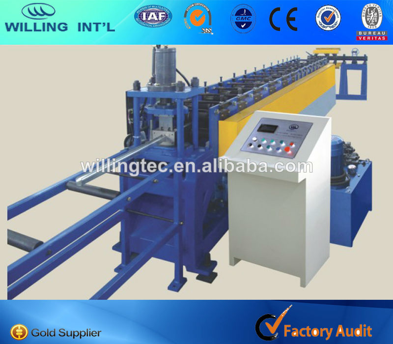 drywall fastening steel stud&track roll forming machine
