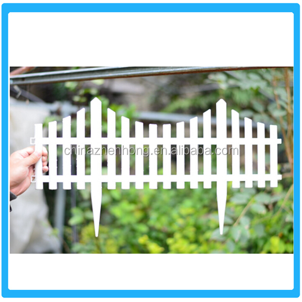 pp recycled plastic garden fence