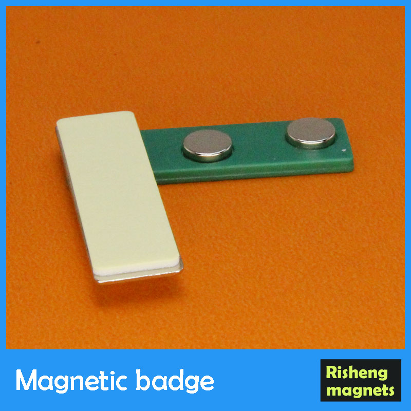 super magnet magnetic badge strong bar magnet