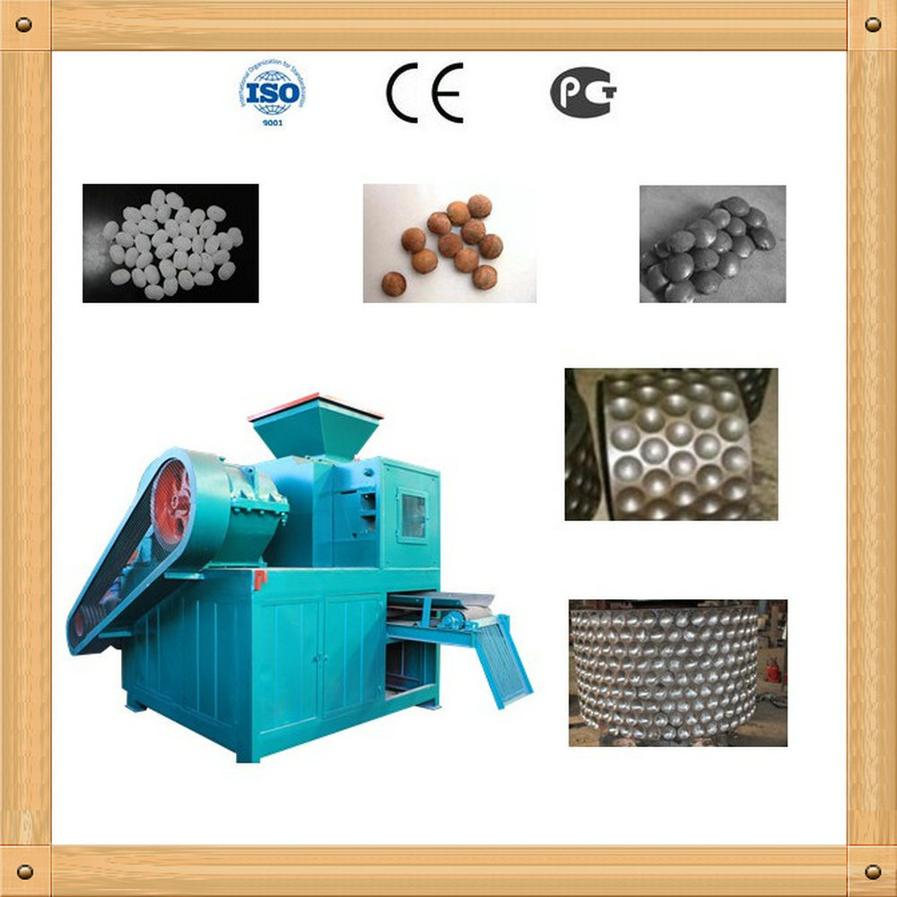 Boiler factory used anthracite,blind coal,soft coal briquette making machine manufacturer with CE approval