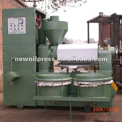 Good quality low invest combined soybean oil press machine with filter 6YL-100A