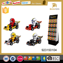 Hot selling radio control toy with pdq box kids karting car