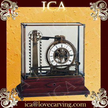 Ica art clock rolling ball clock buy rolling ball clock for Ica home decor