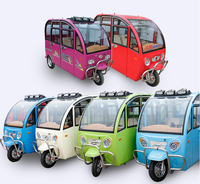 Passenger Car Electric Three Wheel Tricycle Hot Sale