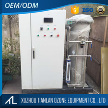 800g Pipeline disinfection water treatment chemical ozone generator