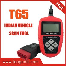 High quality !OBD2 Auto Code Reader/Scanner for Indian car T65