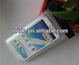 waterproof water proof case for iphone 5/for samsung galaxy s4