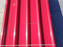 Color Steel Structural Cold Rolled Textured Metal Roofing