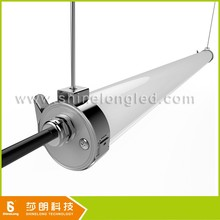 Waterproof dust-proof corrosion-proof Tube Fixture 40W IP69K LED Tri-Proof Light