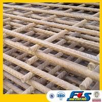 Welded Reinforcement Mesh For Concret Foundation(manufacture)