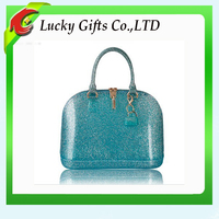 2014 New Style Silicone Ladies Fancy Bags Fashion Hand Bag