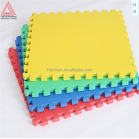 Children interlocking anti-fatigue EVA puzzles floor mat