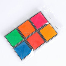 Mini Colorful Toy Stamp Pad/Kids Toy Stamp With Eco-friendly Ink