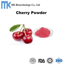 Natural cherry juice concentrate dried cherry powder