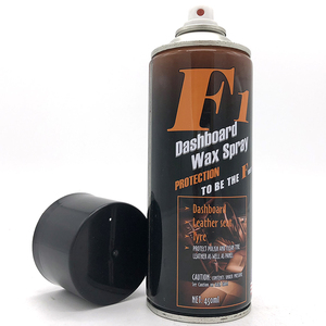 High Quality Manufacturers Dashboard Spray Wax Car Polisher