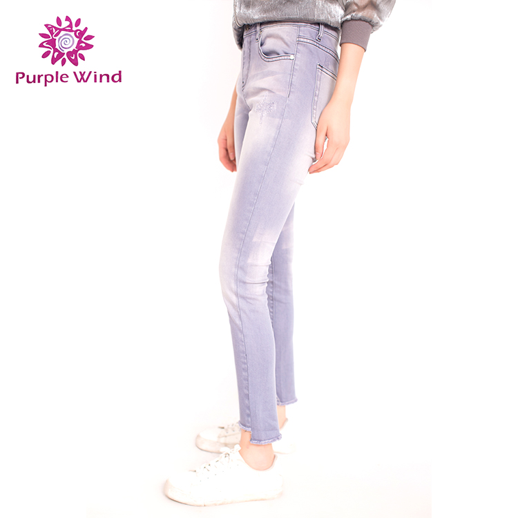 Hot selling basic turkey robin private label jeans