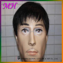 Hot Sales 6A Virgin Human Hair Wigs Full Lace Wigs For Men