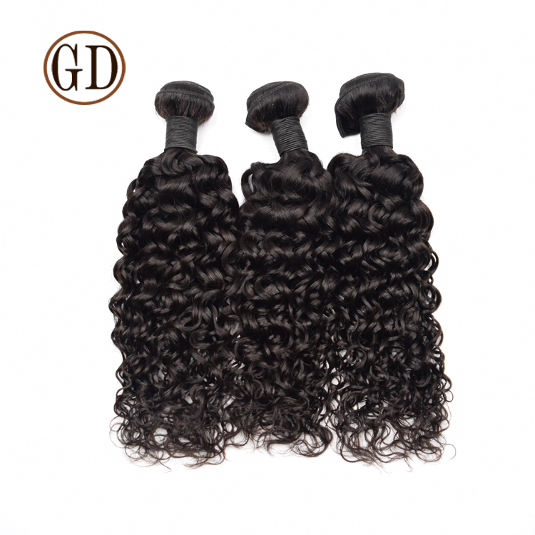 Large Stock Fast Shipping Full Cuticle wet and wavy 8a raw virgin unprocessed remy human blossom bundles virgin hair