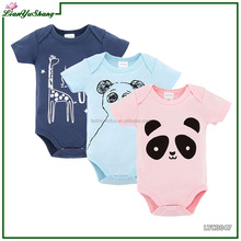 Newborn Baby Clothes Custom Cotton Baby Romper Baby Toddler Clothing