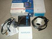 Navman 4500 Color Fish Finder Thru Hull