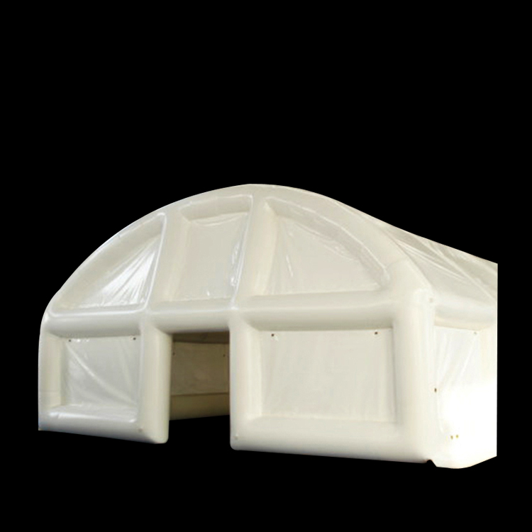 Fatory price customized facet inflatable party dome tent for sale