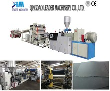 ABS/PS/PP/PE sheet production line