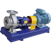 Electrical power centrifugal pump