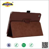 Fashionable Matte PU Leather Cover Case For Ipad Mini 4