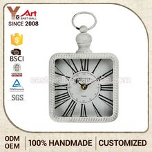 Professional Design Oem Production Iron Wall Gym Clock Prices
