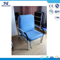 YXZ-041 Multi-prupose Accompany Chair Hospital Recliner Chair Bed