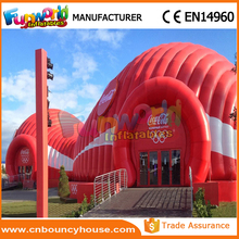 Air marquee Lighting Inflatable Party Tent best inflatable tent