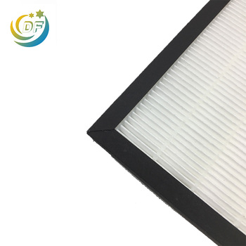Made in china air filter hepa purifier home